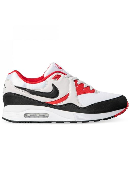 NIKE - AIR MAX LIGHT WHITE/BLACK-VAST GREY (WBKRD) 34140