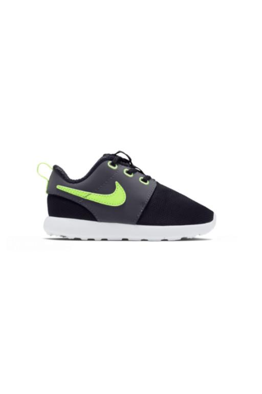 NIKE - ROSHE ONE TODDLER BLACK/GREY 27461