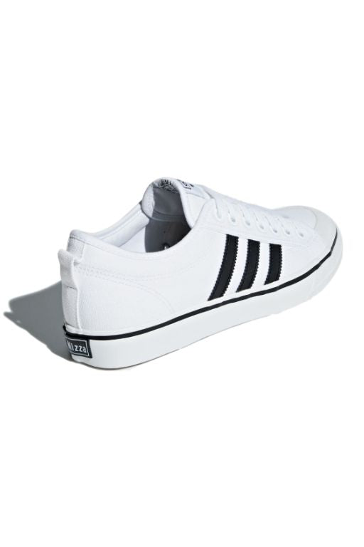 ADIDAS - NIZZA WHITE /BLACK 33514