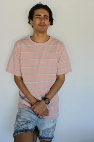PROJECT URBAN - RYAZ TEE PINK 34808