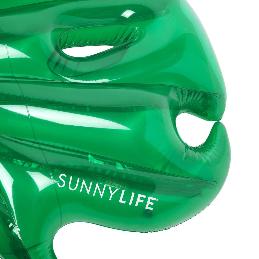 SUNNYLIFE - LUXE LIE-ON FLOAT MONSTERA LEAF 34450