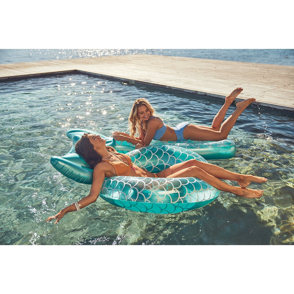 SUNNYLIFE - LUXE POOL RING MERMAID 34360