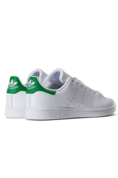 ADIDAS - STAN SMITH JUNIOR WHITE/GREEN 30626