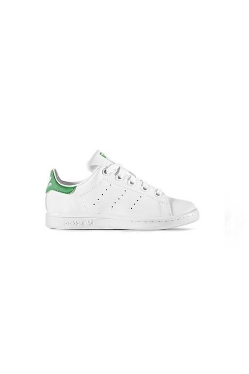 ADIDAS - STAN SMITH CHILDREN WHITE/GREEN 32000