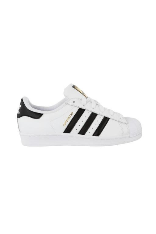 check out 3b526 03cde ADIDAS - SUPERSTAR FOUNDATION C WHITE BLACK 32001