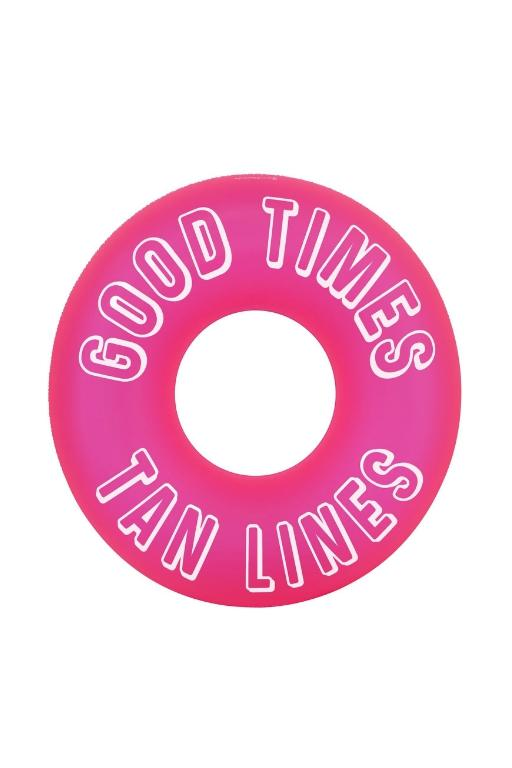 SUNNYLIFE - POOL RING NEON PINK 34359