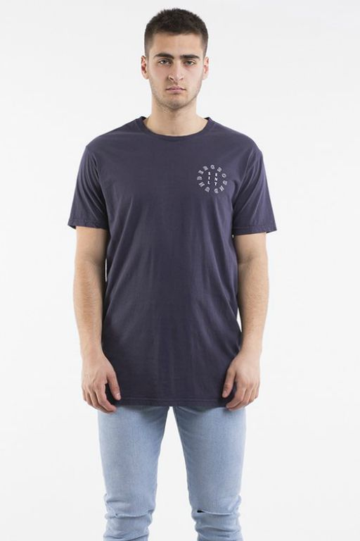 SILENT THEORY - SPHERE TEE 34421