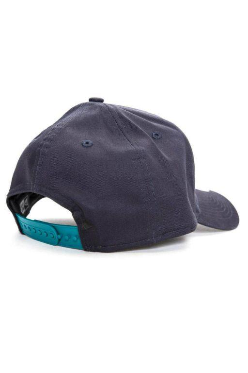 NEW ERA - 9FORTY ADJUSTABLE CAP YANKEES TEAL 34519