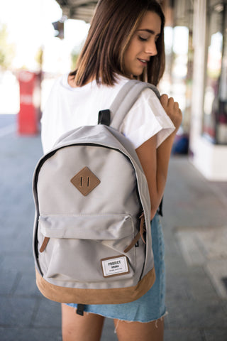 PROJECT URBAN - COLONIAL BACKPACK GREY 31504
