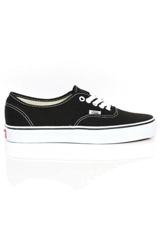 VANS - AUTHENTIC BLACK 8760