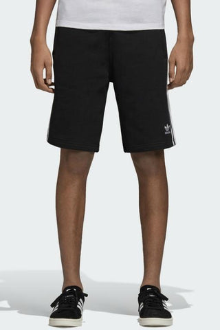 ADIDAS - 3 STRIPE SHORT BLACK 33796