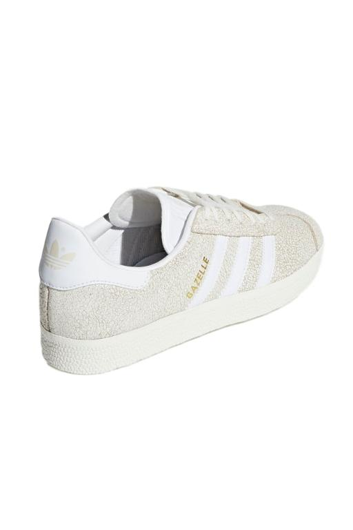 ADIDAS - WOMENS GAZELLE OFF WHITE 33766
