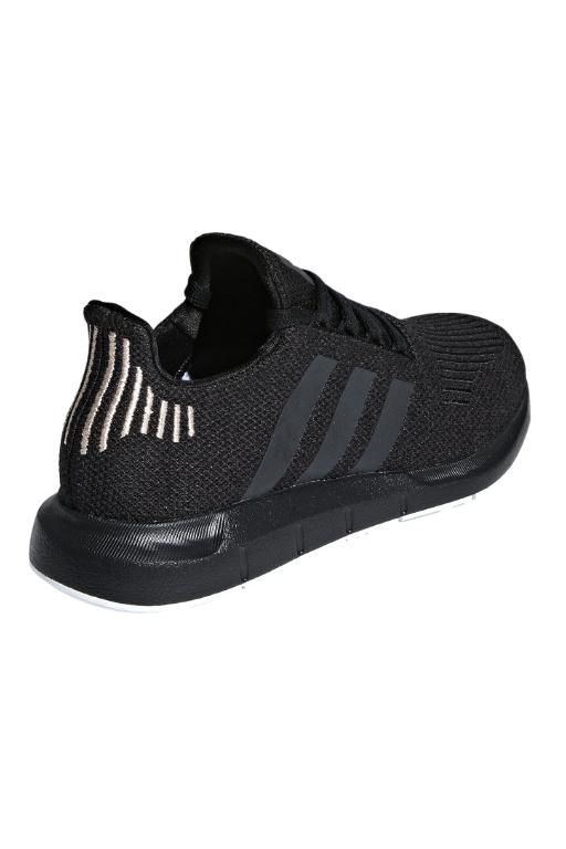 ADIDAS - SWIFT RUN W CBLACK/CARBON/WHITE (CBKCR) 33124
