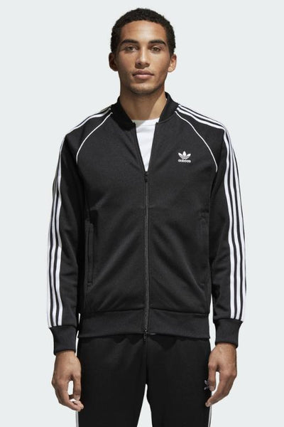 ADIDAS - SUPERSTAR TRACK JACKET (SST TT) BLACK 33786