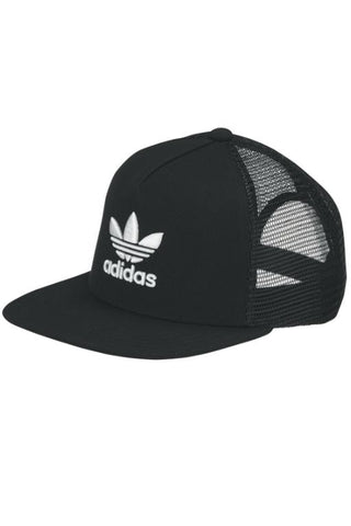 ADIDAS - TREFOIL TRUCKER HAT BLACK 30634