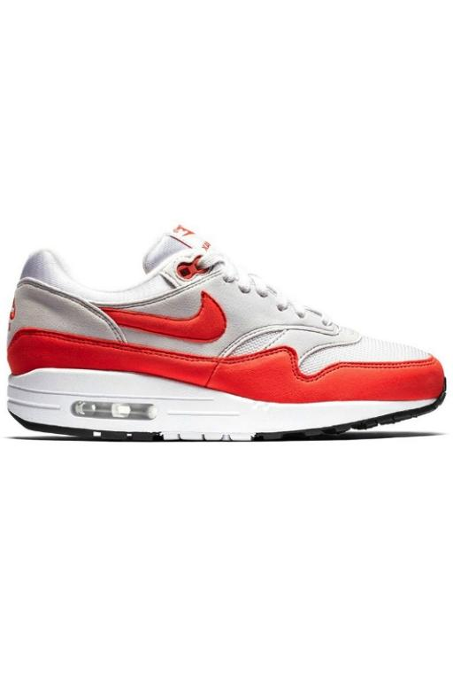NIKE AIR MAX 1 GRYRED 8491 – Transit Clothing
