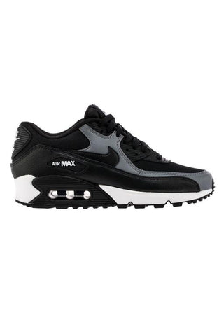NIKE - WOMEN'S AIR MAX 90 BLACK/BLACK/COOL GREY 31308