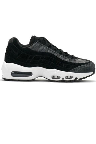 NIKE - WMNS AIR MAX 95 PREMIUM BLACK/BLACK-WHITE 33145