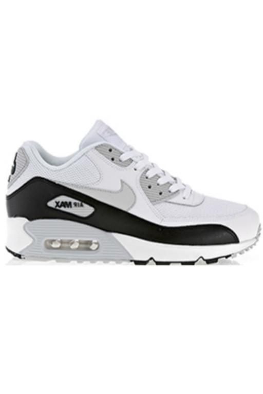 NIKE - AIR MAX 90 ESSENTIAL WHITE/PURE PLATINUM/BLACK 19365