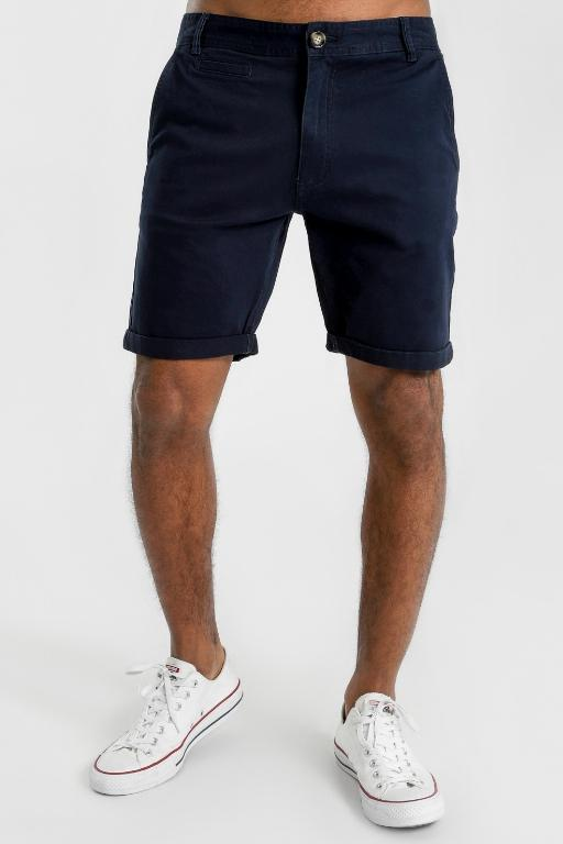 ARTICLE No. 1 - COOPER CHINO SHORT NAVY 33558