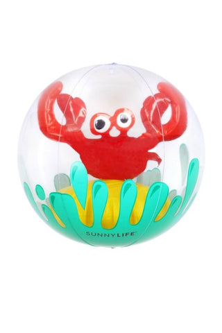 SUNNYLIFE - 3D BEACH BALL CRABBY 32557
