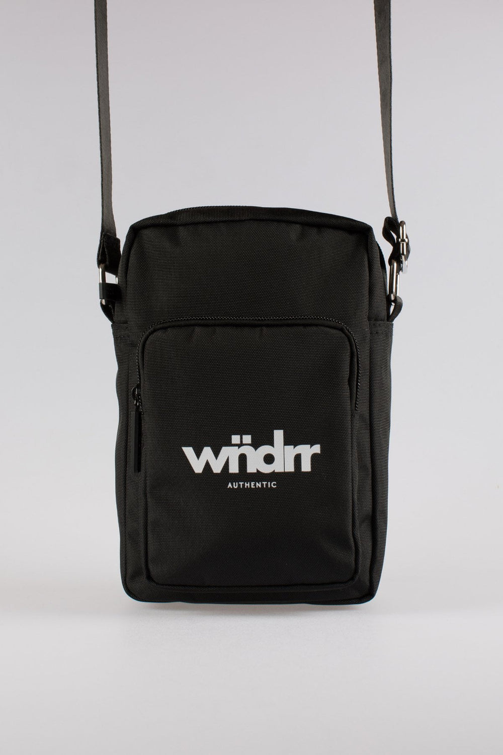 WNDRR - ACCENT SIDE BAG BLACK 34430