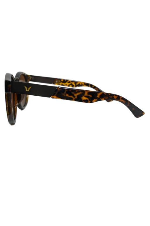 ASHA - BELLES SUNGLASSES BROWN 32452