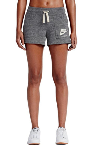 NIKE - GYM VINTAGE SHORT BLACK/SAIL 28467
