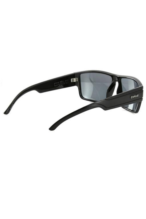 CARVE - SUBLIME SUNGLASSES BLACK POLARIZED 25810