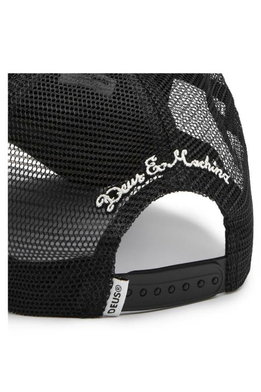 DEUS - DIAMOND TRUCKER BLACK/WHITE 33207