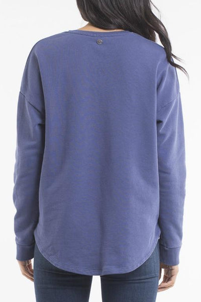 ALL ABOUT EVE - DION JUMPER BLUE 33859