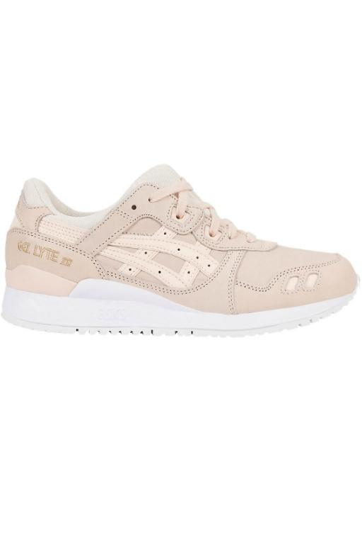 ASICS - WOMENS GEL LYTE 3 VANILLA/CREAM 31613
