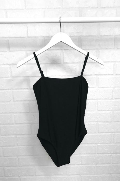 ASHA - HEAVENLY BODYSUIT BLACK 33688
