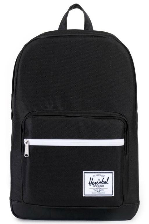 HERSCHEL - POP QUIZ BACKPACK BLACK/BLACK 25192
