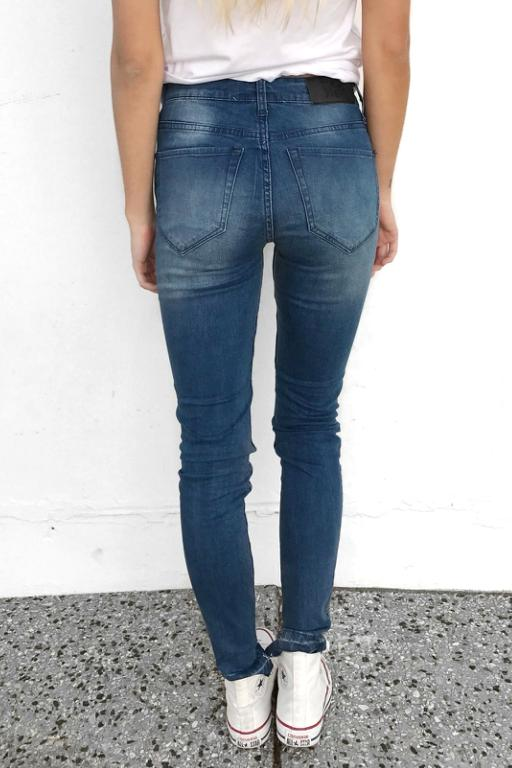 TOKYO JOE DENIM CO - KIARA DENIM JEAN LIGHT 33006