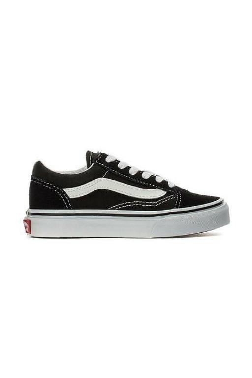 aa0647250d9 VANS - OLD SKOOL KIDS BLACK TRUE WHITE 31953 – Transit Clothing