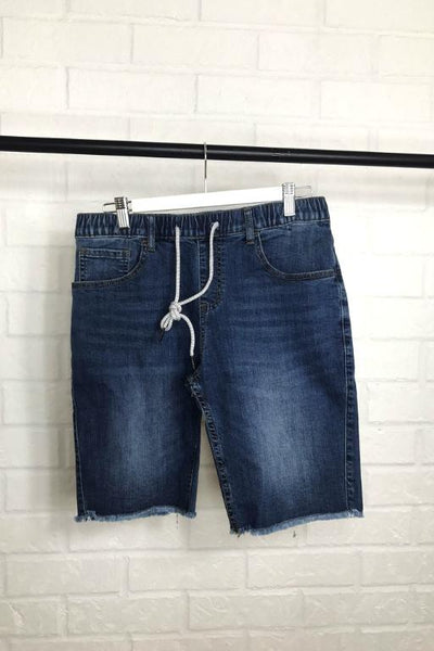 REVOLVER - JOHNNY SHORT DENIM 32759