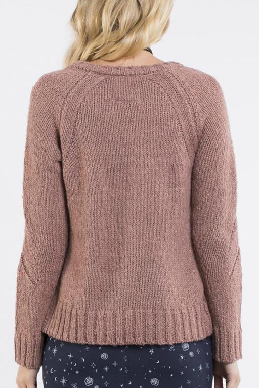 JORGE - LIBERTY SWEATER NUDE 32814