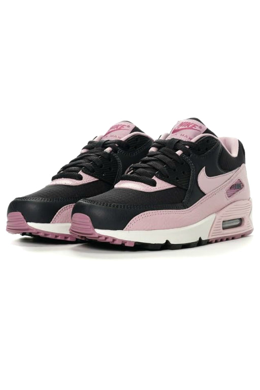 NIKE - WMNS AIR MAX 90 OIL GREY/PLUM/CHALK 33702