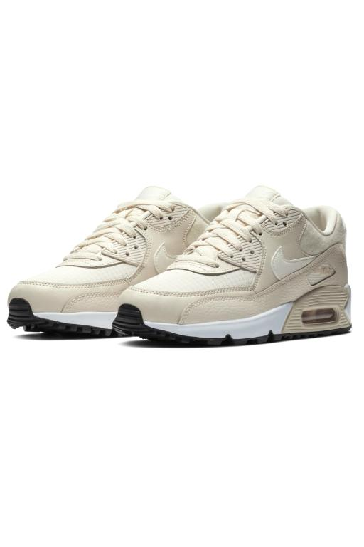 NIKE - WMNS AIR MAX 90 LIGHT CREAM/SAIL-BLACK 33702
