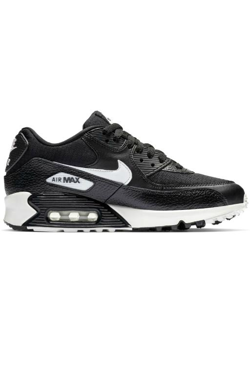 the best attitude 163f9 74a89 NIKE - WMNS AIR MAX 90 LIGHT BLACK SUMMIT WHITE (BKSWB) 33702