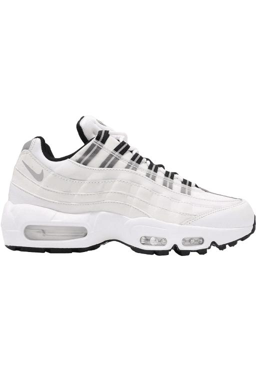 NIKE - WMNS AIR MAX 95 SUMMIT WHITE/REFLECT SILVER 32332