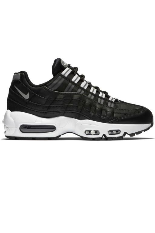 NIKE - WMNS AIR MAX 95 BLACK/REFLECT SILVER/BLACK 32332