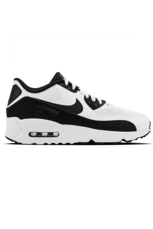 NIKE - AIR MAX ULTRA 2.0 (GS) YOUTH WHITE/BLACK-WHITE 30804