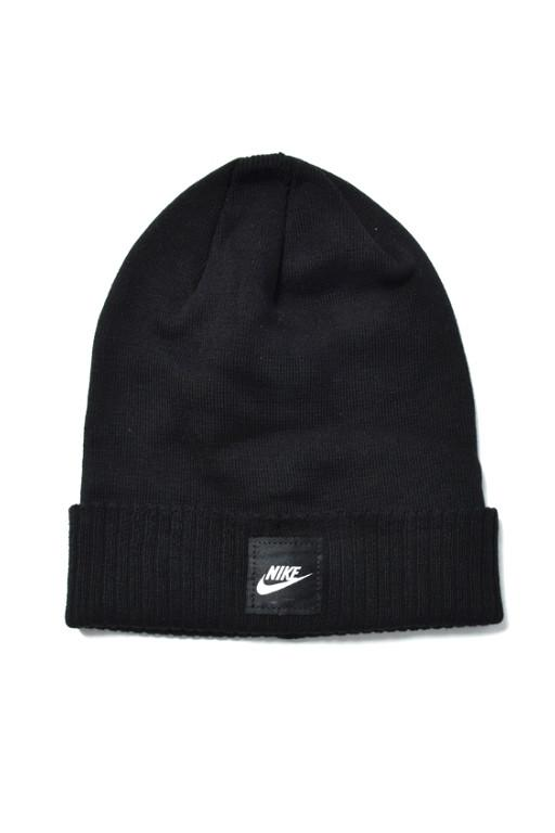 NIKE - FUTURA KNIT HAT BLACK 31584