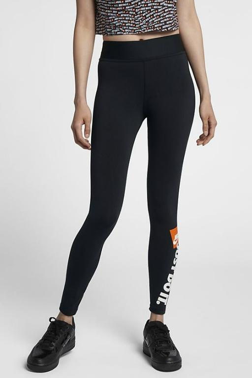 NIKE - SPORTSWEAR LEGGINGS BLACK 33705