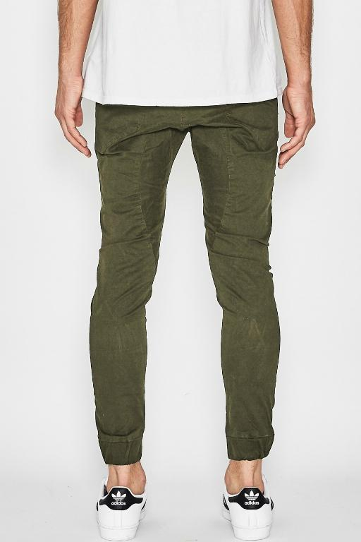 NENA AND PASADENA - FLIGHT PANT IVY GREEN 33549
