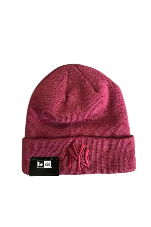 NEW ERA - NY YANKEES 6 DART BEANIE MAUVE 33445