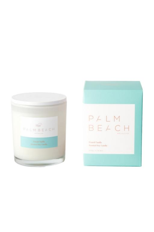 PALM BEACH COLLECTION - STANDARD CANDLE FRENCH VANILLA 28088