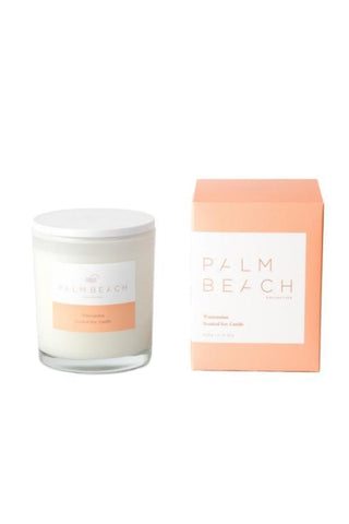 PALM BEACH COLLECTION - STANDARD CANDLE WATERMELON 28088